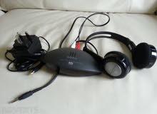 سماعات راس نوع  SONY لاسلكية