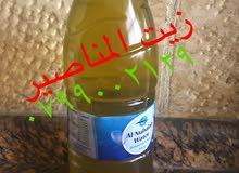 زيت زيتون المناصير اهلا بكم جميعاً مكفول وذات جوده