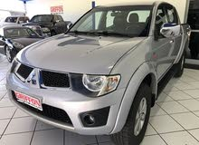 km mileage Mitsubishi L200 for sale