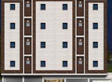 شقة 6 غرف تحت الإنشاء في التيسير