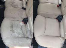 المسك لتلميع وتنظيف السيارات
