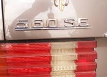 مارسيدس جامبو 560SE 1990