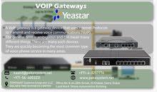 Yeastar VoIP GSM WDMA Gateways in Sharjah, Dubai
