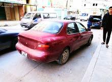 Maroon Hyundai Avante 1996 for sale