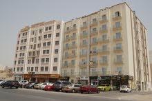 شقة البيع في بوشر على اول خط من شارع المها