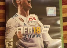 Fifa 18 for Xbox One