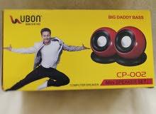 ubon bigbass mini speaker