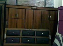 غرف نوم جديده 1800 مع التوصيل والتركيب الباحه