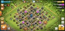 clash of clans level 12  max