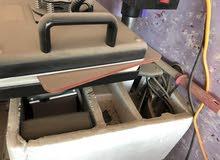 جهاز 5in1 طباعة على الكفرات والاطباق والملابس