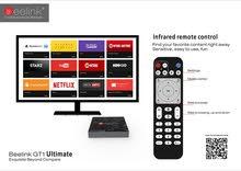 أفضل وأقوى اجهزة اندرويد تي في Beelink gt1 ultimate