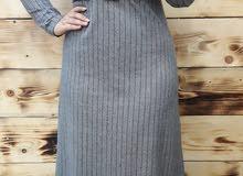 فستان شتوي للبيع