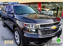 Chevrolet Suburban LT 2015 Bahrain Agency good condition