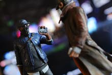 Ubicollectibles Watch dogs 2 Marcus action figure NEW