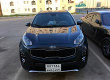 Gasoline Fuel/Power   Kia Sportage 2017