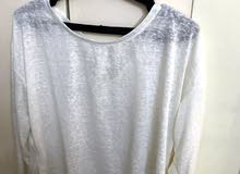 white blouse for sale caliope brand اصلي