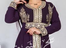 فوري  فستان  شيفون  مطرز