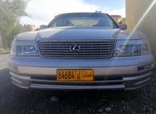 Lexus LS 1996 For sale - Silver color