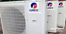 3 ton Gree big compressor split Acs with warranty papers