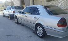 مرسيدس c200 1999