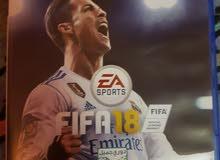 شريط FIFA 18