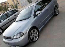 Opel Astra car for sale 2002 in Tripoli city
