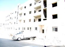 Second Floor  apartment for sale with 3 rooms - Amman city Al Qwaismeh