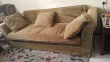 Used sofa sitting