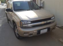 Chevrolet TrailBlazer 2006 For sale - Gold color