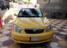 Toyota Corolla car for sale 2007 in Basra city