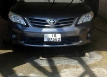 For sale a Used Toyota  2012