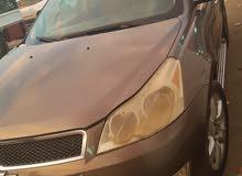 Gasoline Fuel/Power   Chevrolet Traverse 2009