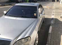 2001 Mercedes Benz S 500 for sale in Sharjah