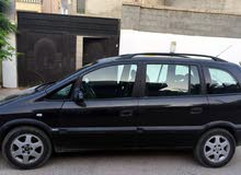 Manual Black Opel 2001 for sale