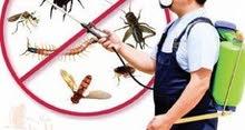 تنظافات ومكافحة حشرات وتعقيم المنازل ضد الفيروسات والجراثيم