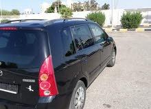 Gasoline Fuel/Power   Mazda Premacy 2004
