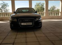 Automatic Blue Audi 2011 for sale