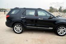 Black Ford Explorer 2013 for sale