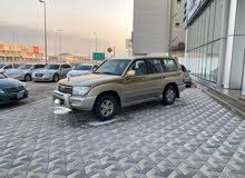 Toyota Land Cruiser GX-R 2004 (Gold)