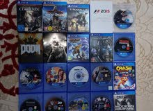 Many Ps4 Games for Sale And Trade