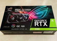 أسوس ROG Strix GeForce RTX 3090 OC 24 جيجابايت