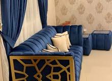 wallpaper fixing & sofa repair & new sofa work