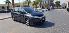 Honda Odyssey 2015 (Mauve)