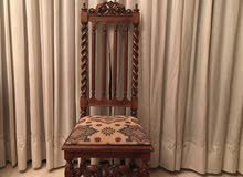 Antique Twins Chairs Collection