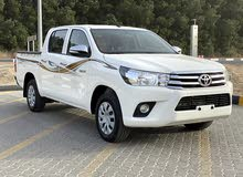 Toyota Hilux 2016 4x2 Full Automatic Ref#51