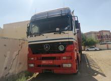 مرسيدس شاحنه اكتروز مديل 2000