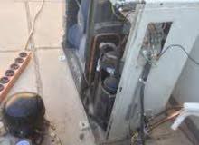 تصليح اجهزة التبريد المنزلية سبالت مكيفات ثلاجات ونصب السبالت