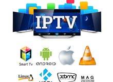 اشتراك iptv بجميع الجودات و السيرفرات