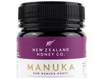 عسل مانوكا بتركيزات مختلفة Manuka honey