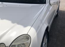 مرسيدس E350 موديل 2005